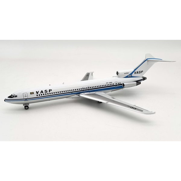 InFlight B727-200 VASP Old livery PP-SNH 1:200 polished +Preorder+
