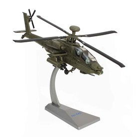 Air Force 1 Model Co. AH64D Apache 3rd Infantry Division US Army 1:64