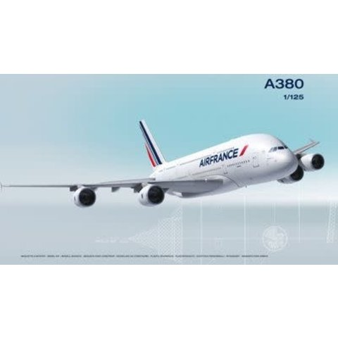 A380-800 AIR FRANCE 1:125 Scale Kit