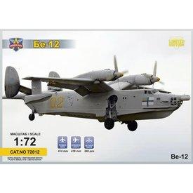 Modelsvit BE12 Beriev Flying Boat 1:72 Scale Kit