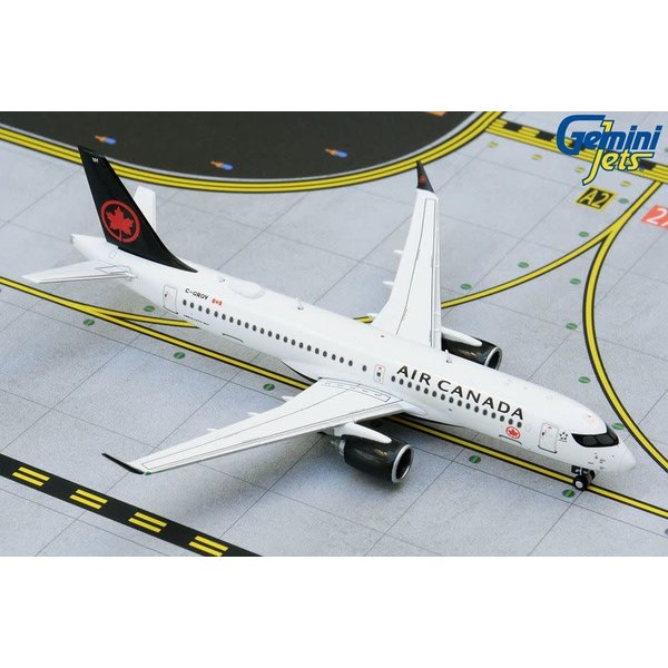 Gemini Jets A220-300 Air Canada 2017 Livery C-GROV 1:400