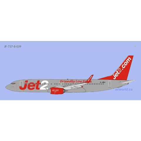 B737-800W Jet2.com G-JZBJ 1:200