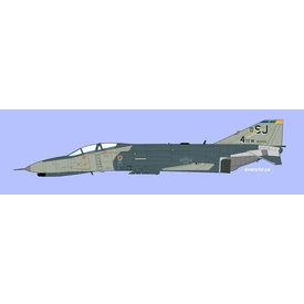 Hobby Master F4E Phantom II 4th TFW Wing USAF bossbird SJ 1:72