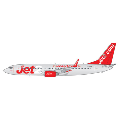 B737-800W Jet2 Friendly Low Fares 1:400 +PREORDER+