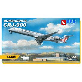 Big Planes Kits (BPK) CRJ900 AIR CANADA/American Eagle 1:144