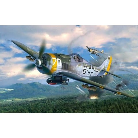 Fw190F-8 1:32 [2015 issue]