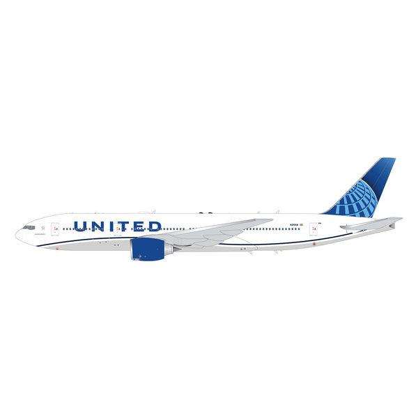 Gemini Jets B777-200ER United 2019 Livery N210UA 1:200