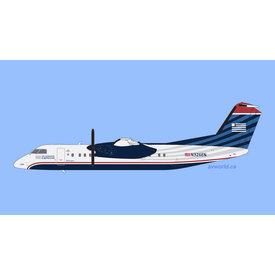 Gemini Jets Dash-8-300 US Airways Express final livery N326EN 1:200
