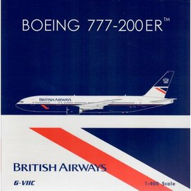 Phoenix B777-200 British Airways Landor G-VIIC 1:400
