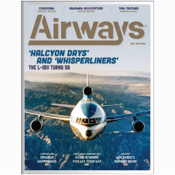 Airways Magazine September / October 2020 issue
