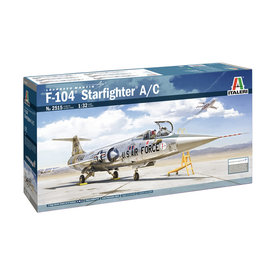 Italeri F104A/C USAF 1:32 [2020 issue]