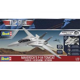 "Revell MAVERICK'S F14A Tomcat ""TOP GUN"" 1:72"