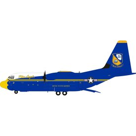 InFlight C130J Hercules Blue Angels USMC Fat Albert 170000 1:200 +Preorder+