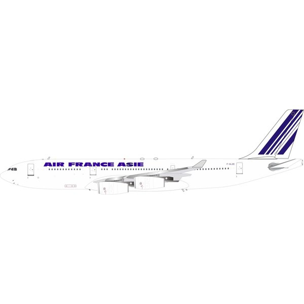 InFlight Airbus A340-200 Air France Asie F-GLZE 1:200 +Preorder+with stand