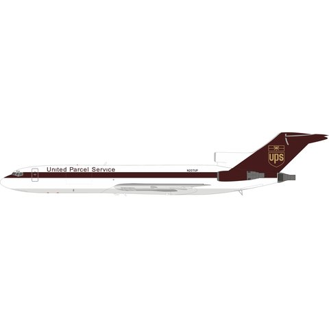 B727-200F UPS United Parcel Service N207UP 1:200 +Preorder+