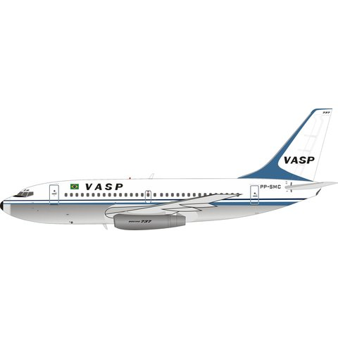Boeing B737-200 VASP PP-SMC 1:200 +Preorder+