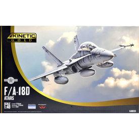 KINETIC F18D Hornet ATARS 1:48
