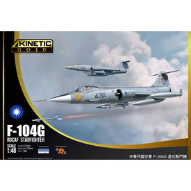 KINETIC F104G Starfighter ROCAF 1:48