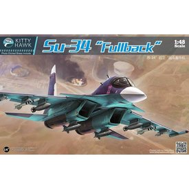Kitty Hawk Models SU34 FULLBACK 1:48