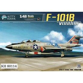 Kitty Hawk Models F101B Voodoo RCAF 409 Sqn 1:48