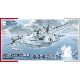 Special Hobby Short Sunderland Mk.III 1:72 New 2020