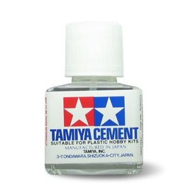 Tamiya Cement Regular[ 40ml ]