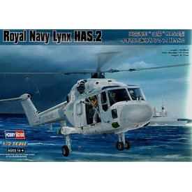 HobbyBoss LYNX HAS.2 ROYAL NAVY 1:72