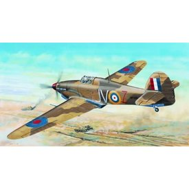 Trumpeter Model Kits HURRICANE MKIID/TROP 1:24