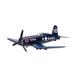 NewRay F4U Corsair Red Bull Flying Bulls 1:48 with stand