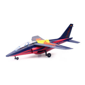NewRay Alpha Jet Red Bull Flying Bulls 1:40 with stand
