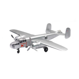 NewRay B25J Mitchell Red Bull Flying Bulls 1:72 with stand