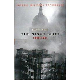 Cassell Books Night Blitz: 1940-1941 SC +SALE+