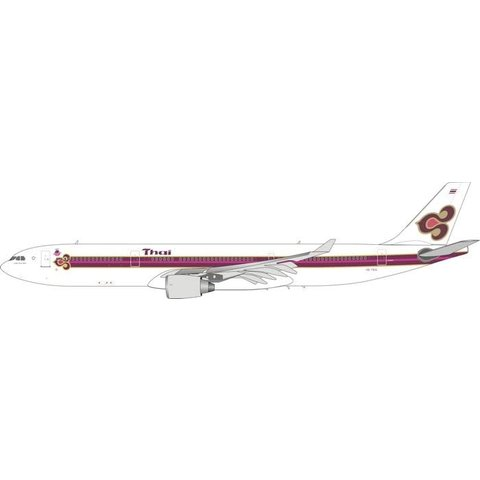 A330-300 Thai Airways Love Chaing Mai HS-TEG 1:400