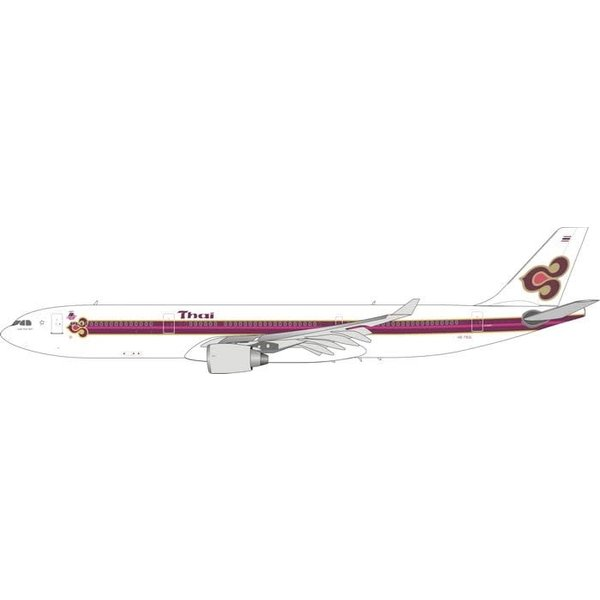 Phoenix A330-300 Thai Airways Love Chaing Mai HS-TEG 1:400