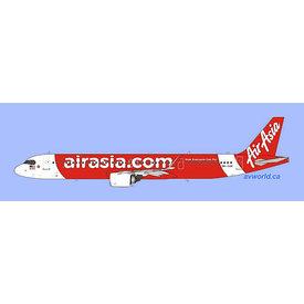 Phoenix A321neo Air Asia 9M-VAB 1:400 +Preorder+