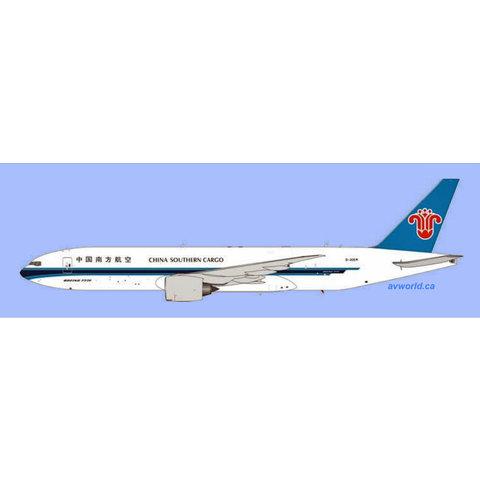 B777F China Southern Cargo B-20EM 1:400