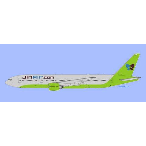 B777-200ER Jin Air HL7734 1:400 +Preorder+