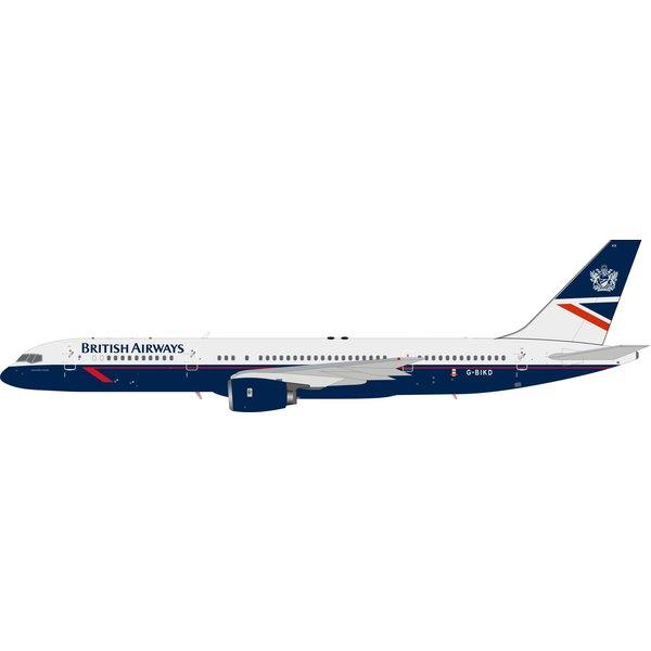 InFlight B757-200 British Airways Landor G-BIKD 1:200 +Preorder+