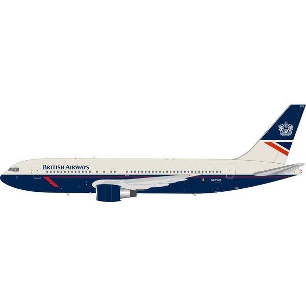 InFlight B767-200 British Airways Landor N655US 1:200