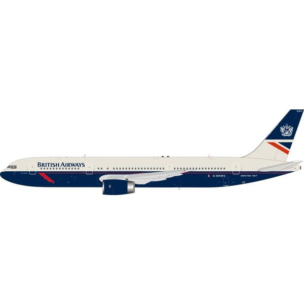 InFlight B767-300 British Airways Landor G-BNWV 1:200 +Preorder+