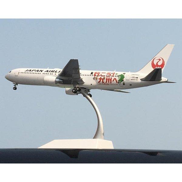 JC Wings B767-300ER JAL Visit Kyushu JA656J 1:200