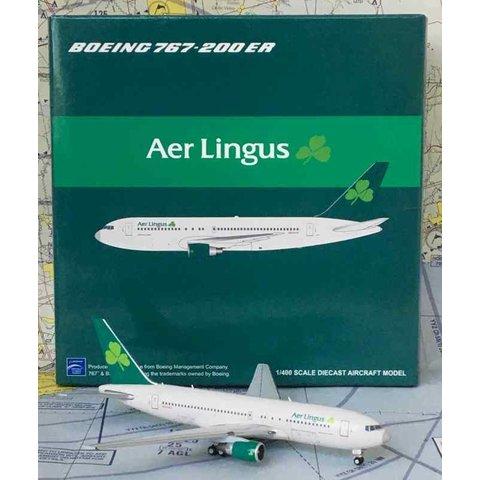 B767-200ER Aer Lingus N234AX 1:400 antennae