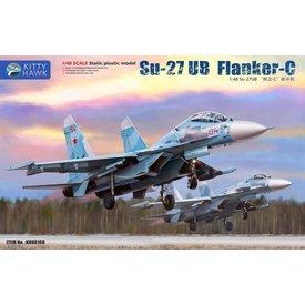 Kitty Hawk Models Su27UB Flanker C 1:48