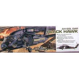 Academy AH60L DAP Black Hawk Helicopter 1:35
