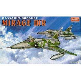 Academy Mirage IIIR French AF 1:48 [Ex-AC1630]
