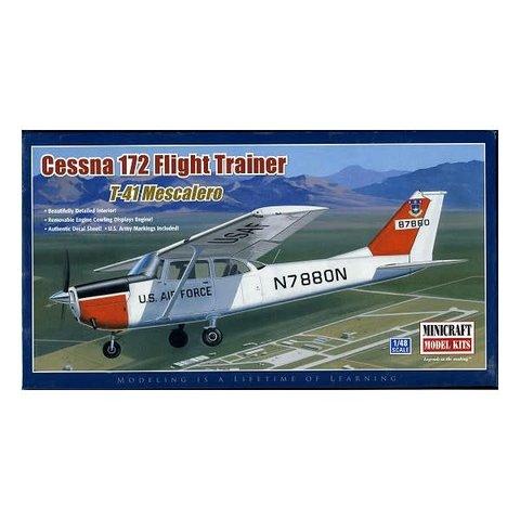 Cessna C172 Flight Trainer/T-41 Mescalero 1:48