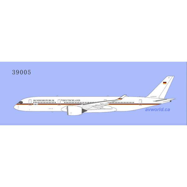NG Models A350-900 Luftwaffe  Bundesrepublik Deutschland 10+03 1:400