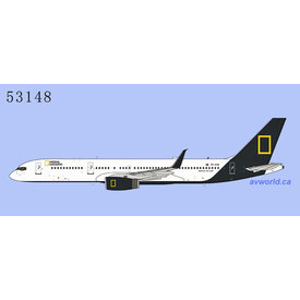 NG Models B757-200S Icelandair National Geographic TF-FIS 1:400 +Preorder+