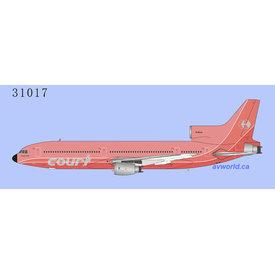 NG Models L-1011-1 Tristar Court Line pink G-BAAB 1:400 +Preorder+