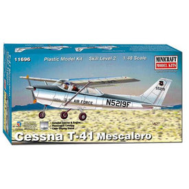 Minicraft Model Kits Cessna T-41 Mescalero USAF 1:48 New 2020